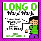 Long O Word Work