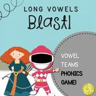 Long Vowel All Stars!