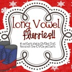 Long Vowel Flurries - Centers Focused on CVCe words