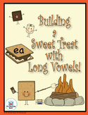 Long Vowel Literacy Center CD ~ ai, ea, ee, oa, oo ~ Commo