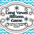 Long Vowel Mitten Game