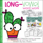 Reading Vowels & Phonics Activities and Games - Long Vowel