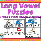 Long Vowel Puzzles