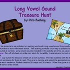 Long Vowel Sound Treasure Hunt