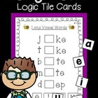 Long Vowel Tile Cards