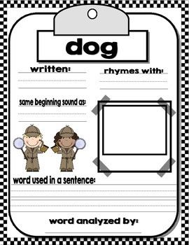 Long Vowels, Short Vowels, and Word Studies (Common Core)