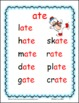 Long a Word Work Games and Activities
