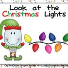 Look at the Christmas Lights Kindergarten Shared Reading P