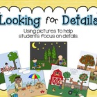 Looking for Details - Using pictures to help students focu