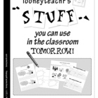 Looneyteachr's Stuff You Can Use in your Classroom Tomorrow