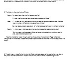 Lord of the Flies Chapter 1 Discussion Questions