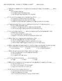 Lord of the Flies Chapter 9 Reading Quiz
