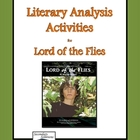 Lord of the Flies Literary Analysis Activities