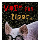 Lord of the Flies Poster: &quot;Vote for Piggy&quot;  11x17
