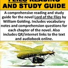 Lord of the Flies Reading & Study Guide