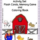 Los Animales de la Granja- Activity Set