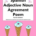 Spanish Poem Los Dulces Son Buenos - Spanish Grammar Poetry