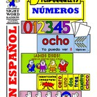 Los Numeros - Numbers in Spanish