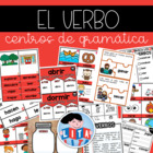 Los verbos- verbs spanish