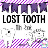Lost Tooth Mini-Book