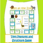 &quot;Lost at the Zoo&quot; Text Structure and Text Features Board Game