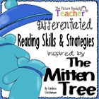 Lots of Activities inspired by The Mitten Tree by Candace