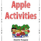 Lots of Apple Activities