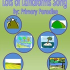Lots of Landforms Song