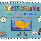 Louisiana:  A Trip Through the Bayou...