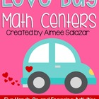Love Bug Math Centers {Common Core Aligned}