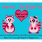 Love Letters Beginning Sounds Printables