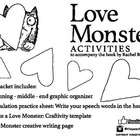 Love Monster Valentine Activities