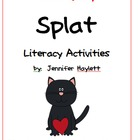 Love, Splat Literacy Activities