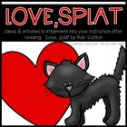 Love, Splat Mini Unit {Math &amp; Literacy Activities}