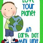 Love Your Planet {An Earth Day Mini Unit}