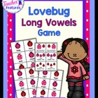 &quot;Lovebug Invasion&quot; - Long Vowels game (Grades 1-2-3)