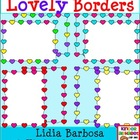 Lovely Borders- Clip Art for Teachers