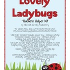 Lovely Ladybugs Back to School Activities for 2nd Grade