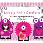Lovely Math Centers