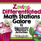 Loving Differentiated Math Stations Galore-Nine Aligned Va