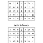Lower Case Letter Search