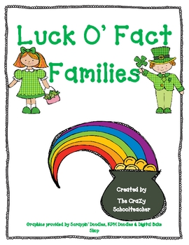 Luck O' Fact Families