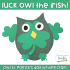 "Luck ""OWL"" the Irish!"