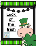 Luck of the Irish Common Core Standards ELA