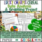 Lucky Charms Cereal Data Analysis and Graphing Project