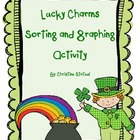 Lucky Charms Sorting & Graphing Activity {St. Patrick's Day}
