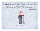 Lucky Farmer Fluency Practice for DIBELS and AIMS Web