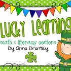 Lucky Learning Math &amp; Literacy Centers