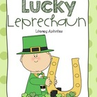 Lucky Leprechaun Activities ( St. Patrick's Day Literacy Packet )