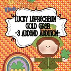 Lucky Leprechaun Gold Grab for St. Patty's 3 Addends